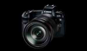 Canon EOS R L'appareil photo hybride plein format