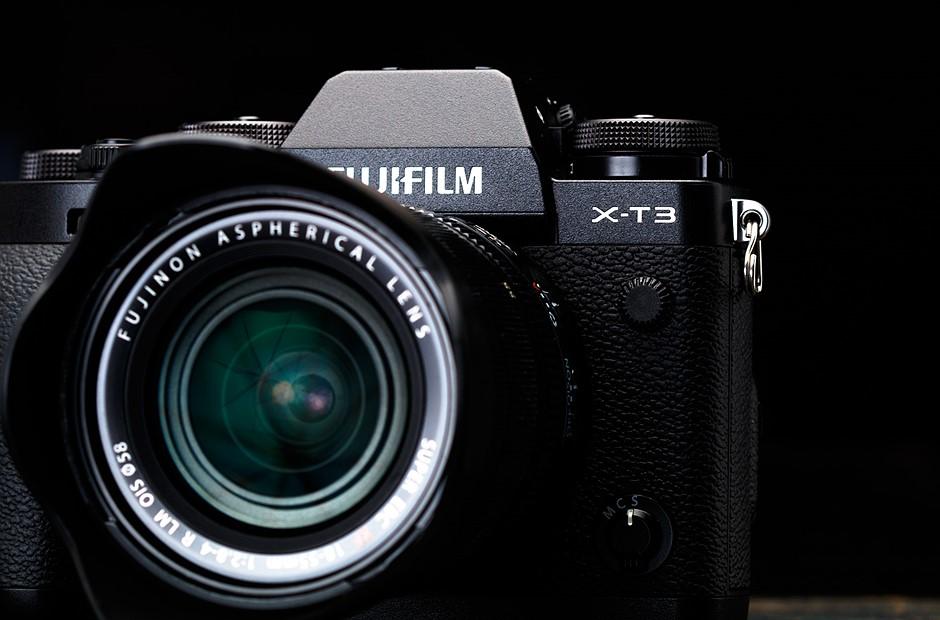 FUJIFILM XT-3 appareil photo numérique hybride FUJIFILM
