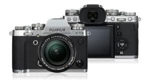 FUJIFILM XT-3 appareil photo numérique hybride