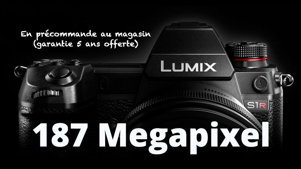 SR1 LUMIX Panasonic