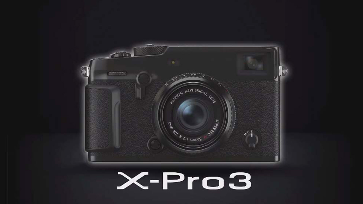 x-pro3 fuji